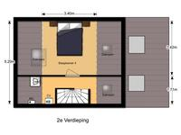 Honderdbunder 42 in Breda 4823 BK