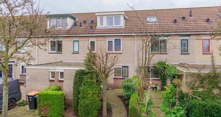 De Weid 7 in Velserbroek 1991 ES