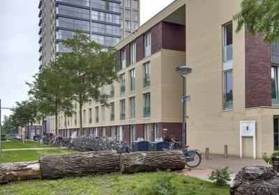 Bellevuelaan 61 +Pp in Haarlem 2012 BX