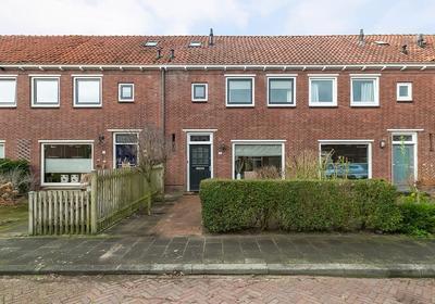Johan Van Oldenbarneveltstraat 9 in Zwolle 8022 AX
