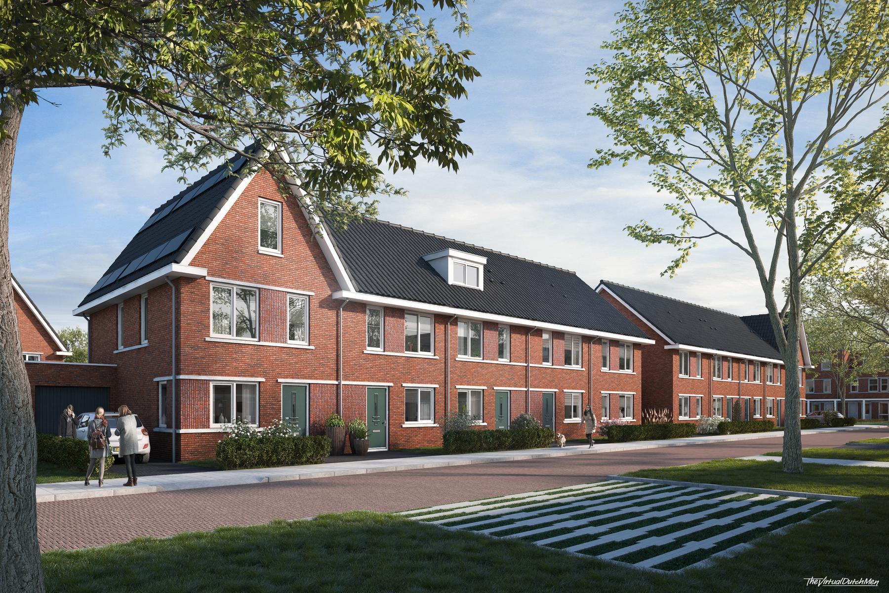 Brasem Type R2 (Bouwnummer 21) in Ridderkerk 2984 GR
