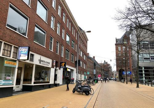 Sint Jansstraat 15 A in Groningen 9712 JM