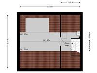 Edelsmidsdreef 8 in Schoonhoven 2871 WX