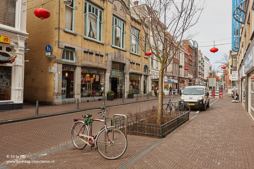 Wagenstraat, The Hague