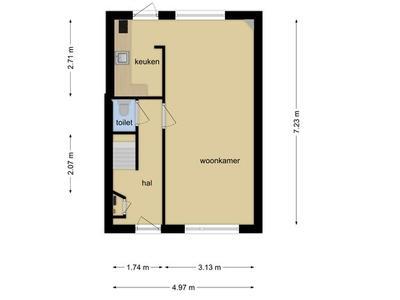 Meidoornstraat 18 in Gouda 2802 KR
