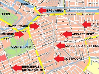 Eerste Atjehstraat 6 -B in Amsterdam 1094 KL