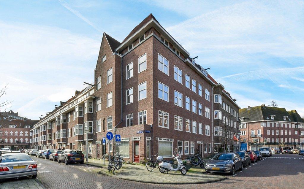 Kromme Leimuidenstraat, Amsterdam