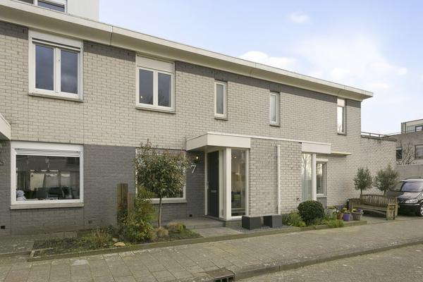 Palissander 7 in Dordrecht 3315 MK