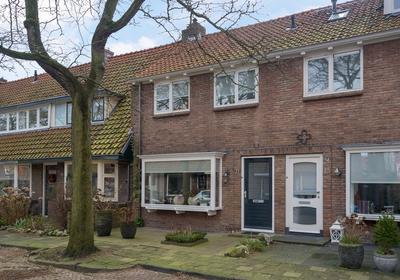 Chopinstraat 11 in Leeuwarden 8916 GA