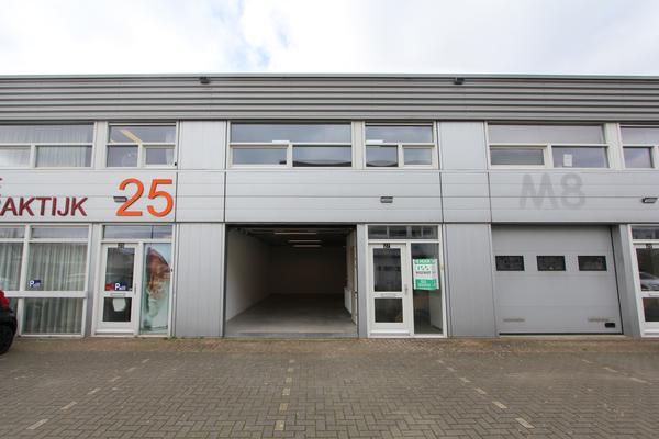 Tappersweg 27 in Haarlem 2031 ET