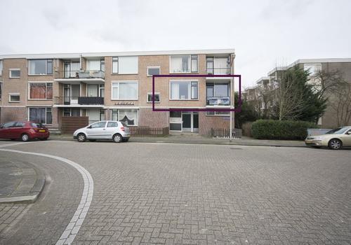 Pieter De Hoochstraat 52 in Ridderkerk 2981 CP