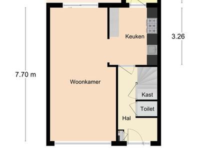 Bosveld 425 in Uden 5403 AL