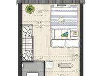305|Tussenwoning Type B|Cuijkse Lagune (Bouwnummer 305) in Cuijk 5432 MA