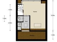 Geulstraat 59 in Veghel 5463 RK