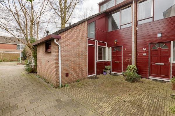 Tijberg 13 in Zoetermeer 2716 LH