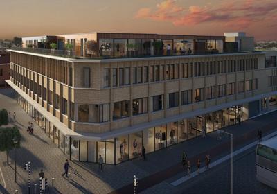 Anno52 Wonen - Dakappartement in Bergen Op Zoom 4611 CA
