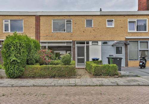H.N. Werkmanstraat 7 in Groningen 9744 HA