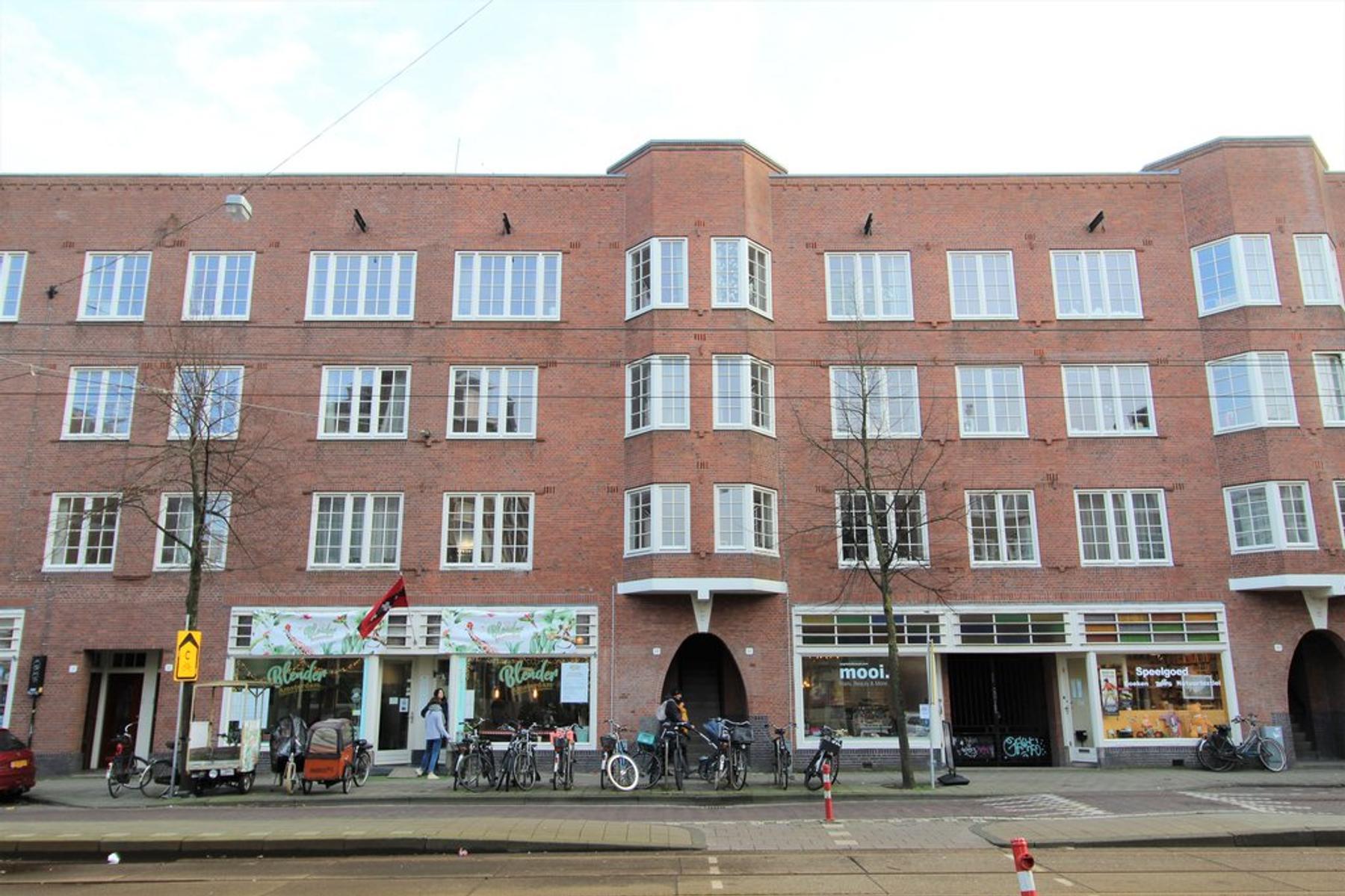 Ruysdaelstraat 13 I in Amsterdam 1071 WX