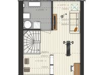 326|Hoekwoning Type A|Cuijkse Lagune (Bouwnummer 326) in Cuijk 5432 MA