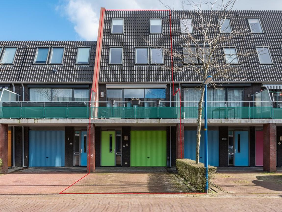 Hof Van Hagevoort 41 in Wijchen 6601 JB