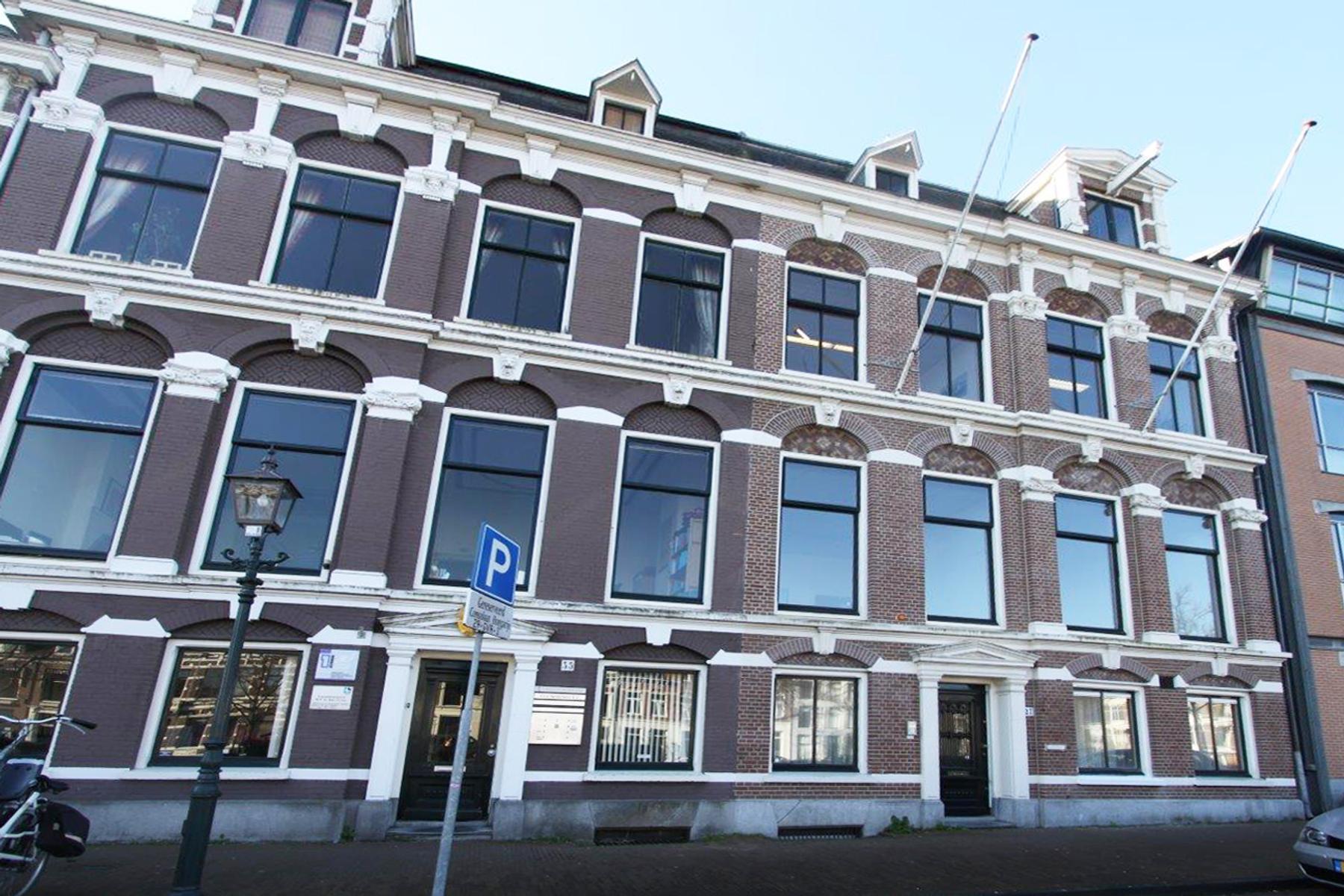 Nieuwe Gracht 37 in Haarlem 2011 NC
