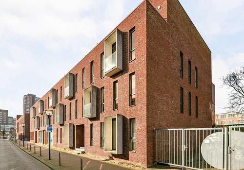 Vlinderstraat 9 A in Rotterdam 3061 VJ