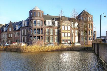 Steenhouwerskwartier 8 in Heemskerk 1967 KE