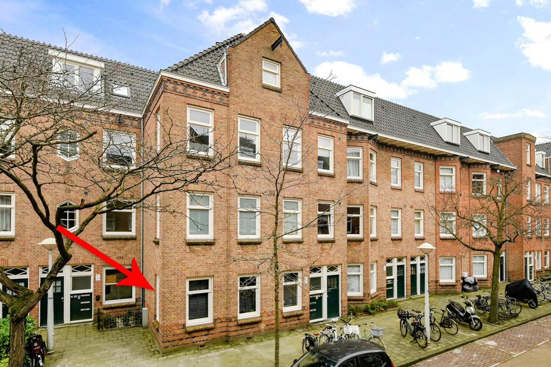 Vincent Van Goghstraat 9 A in Amsterdam 1072 KJ