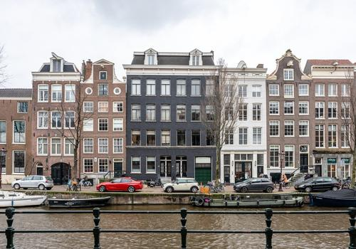 Prinsengracht 673 A4 in Amsterdam 1017 JT