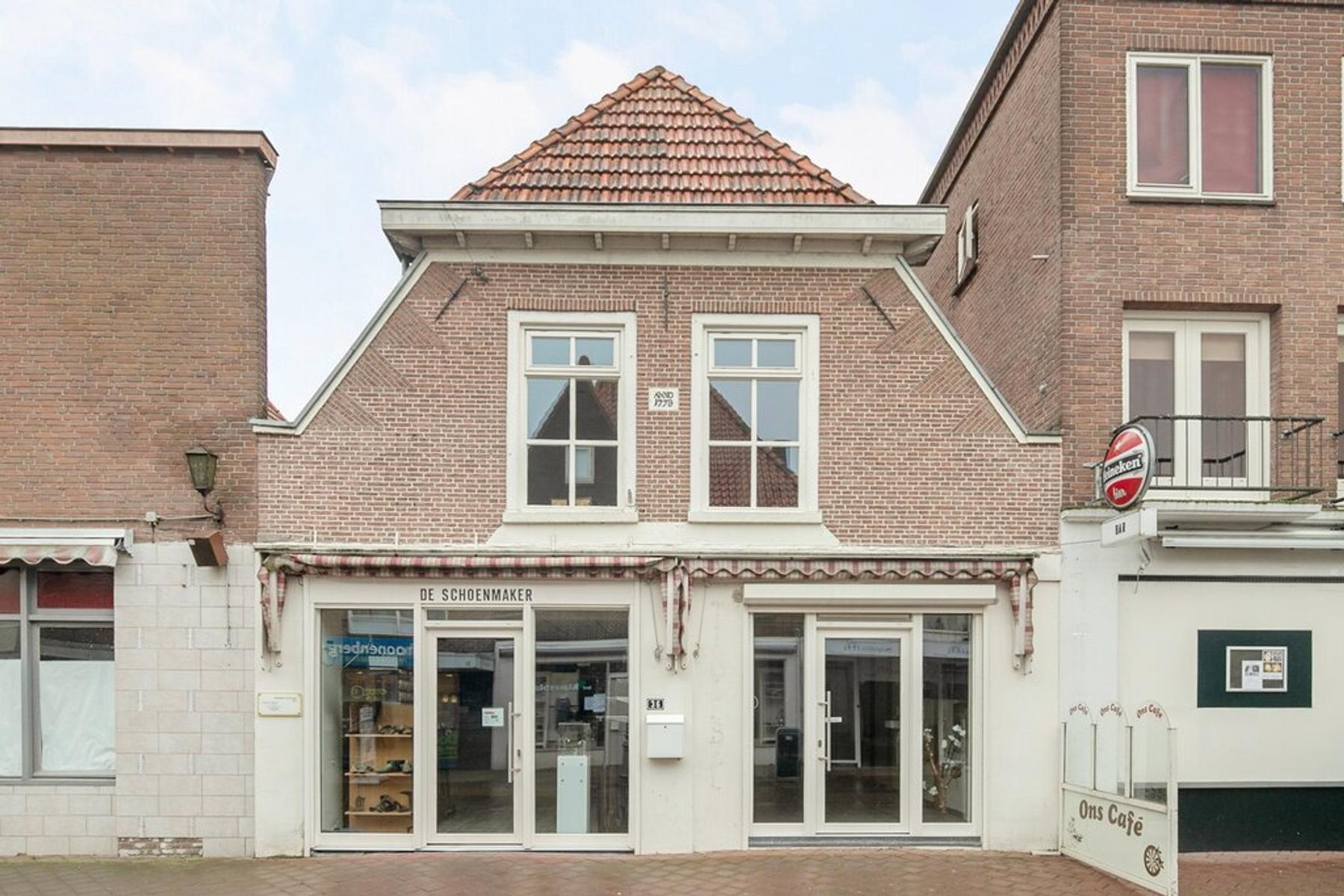 Bentheimerstraat 36 in Coevorden 7741 JL
