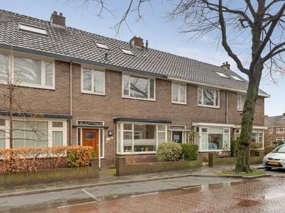 Lindenlaan 18 in Beverwijk 1943 DW