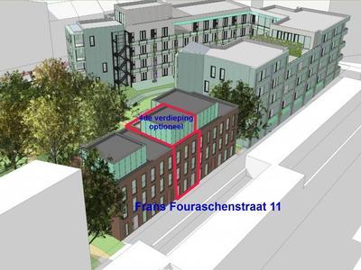 Frans Fouraschenstraat 11 in Maastricht 6211 WC