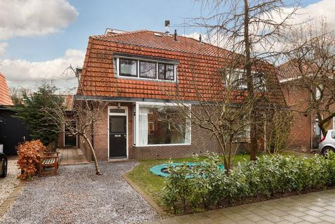 Overboslaan 10 in Bilthoven 3722 BL