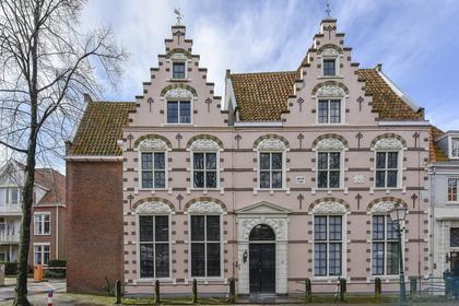 Achterom in Hoorn 1621 KP