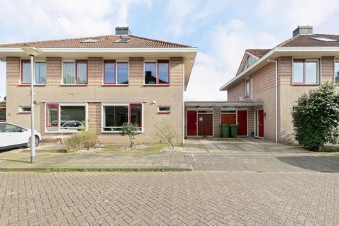 Sluismeesterstraat 12 in Rotterdam 3077 GZ