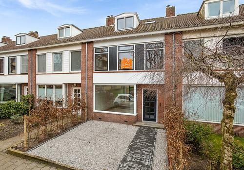 Jacob Van Lennepstraat 21 in Breda 4819 EM