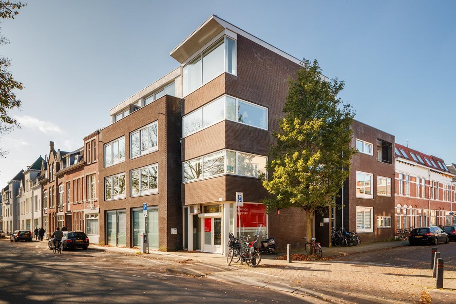 Jutfaseweg 36 A in Utrecht 3522 HD