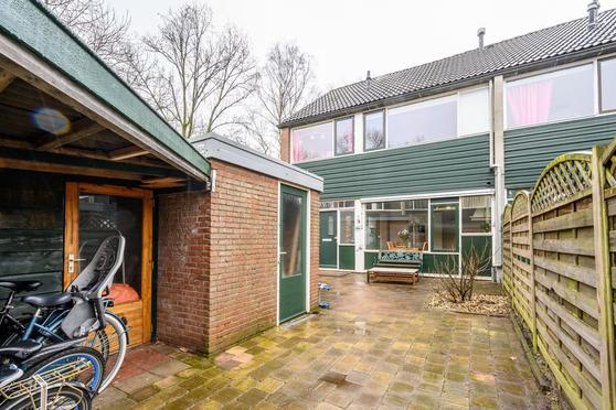 Houtsnijdershorst 634 in Apeldoorn 7328 WN