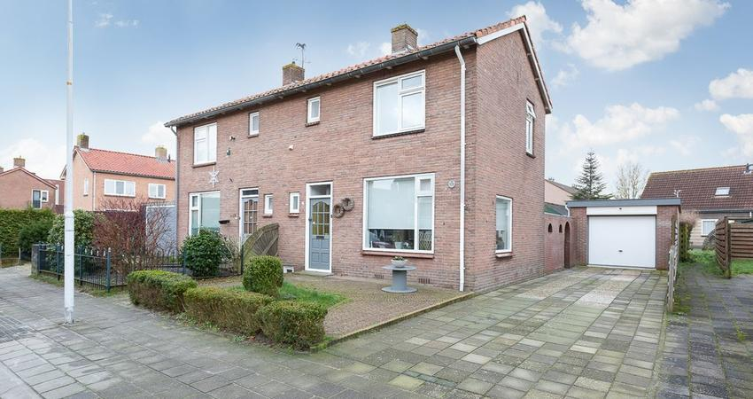 Merelstraat 21 in Wolvega 8471 DC