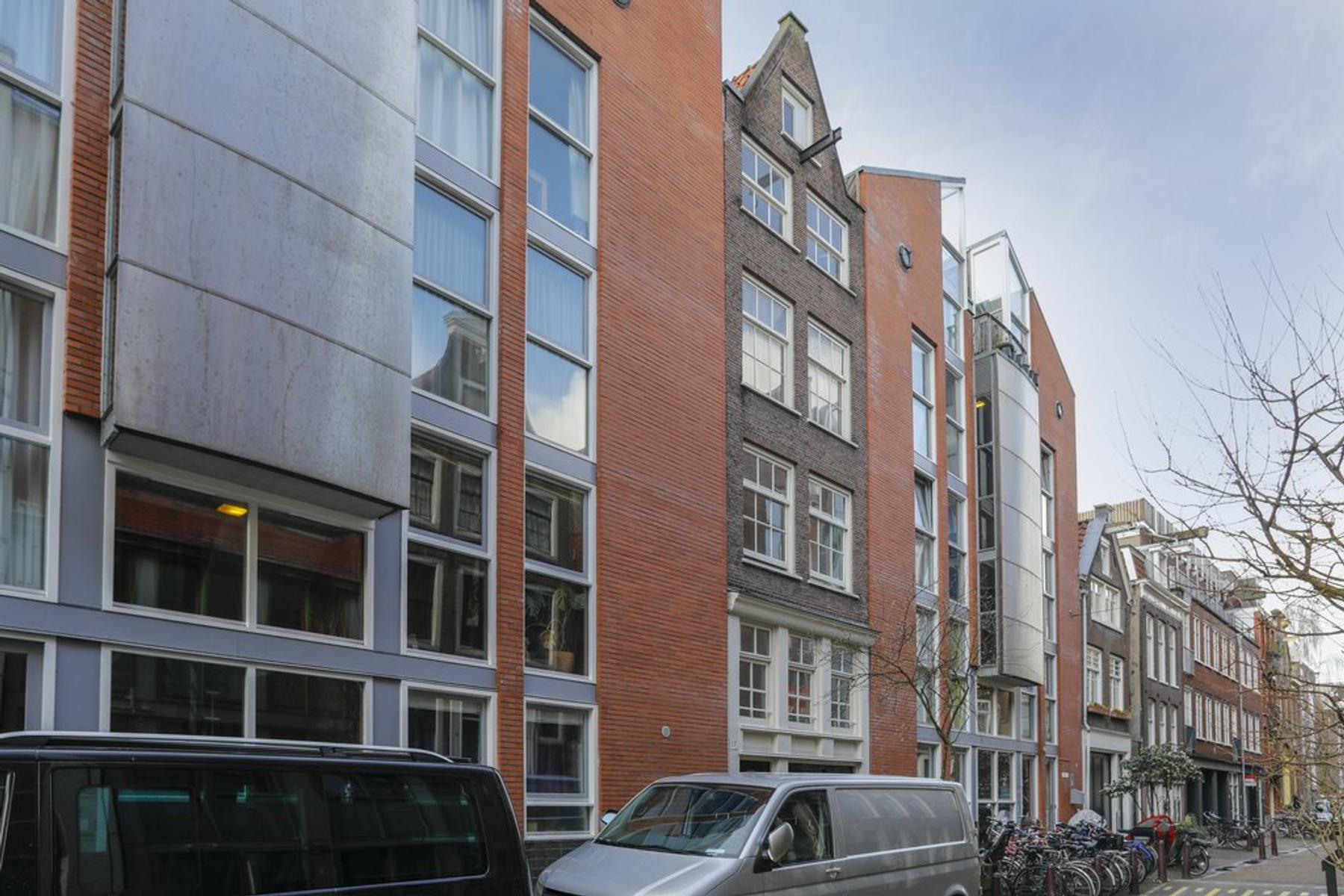 Vinkenstraat 17 -2 in Amsterdam 1013 JL