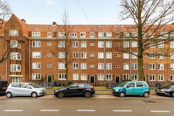 Tweede Van Der Helststraat 89 -2 in Amsterdam 1073 AN