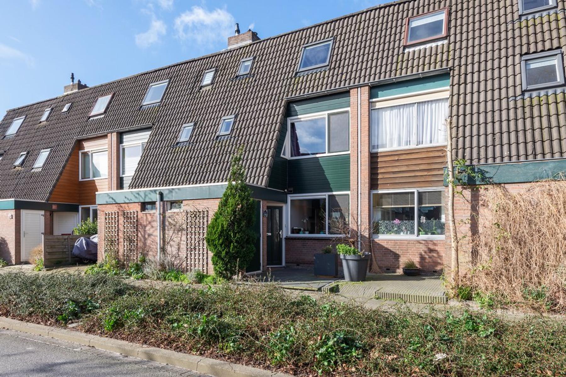 Tuindreef 89 in Zoetermeer 2724 PS