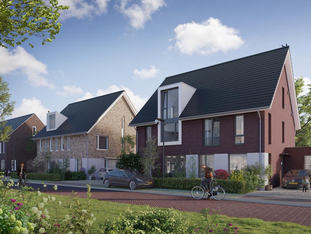 Lavendel | Bouwnummer (Bouwnummer 12) in Rosmalen 5245 CP