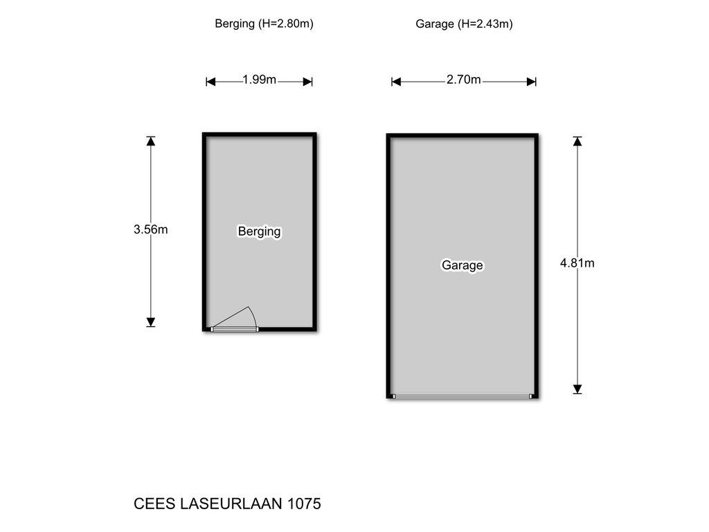 Cees Laseurlaan 1075