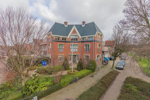 Boerhaavelaan 2 in Leiden 2334 EN