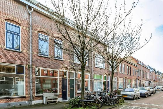 Knopstraat 8 in Utrecht 3551 ET