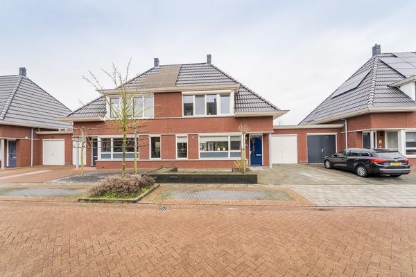 Sint Nicolaashof 24 in Kampen 8263 BZ