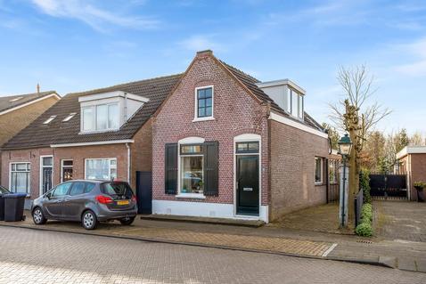 Pagnevaartweg 56 in Oudenbosch 4731 AE