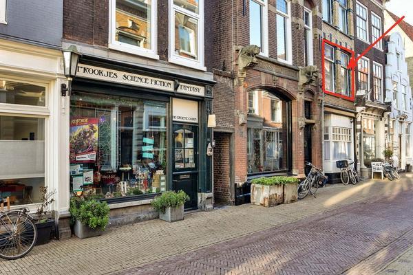 Kleine Houtstraat 78 1E Verd in Haarlem 2011 DR