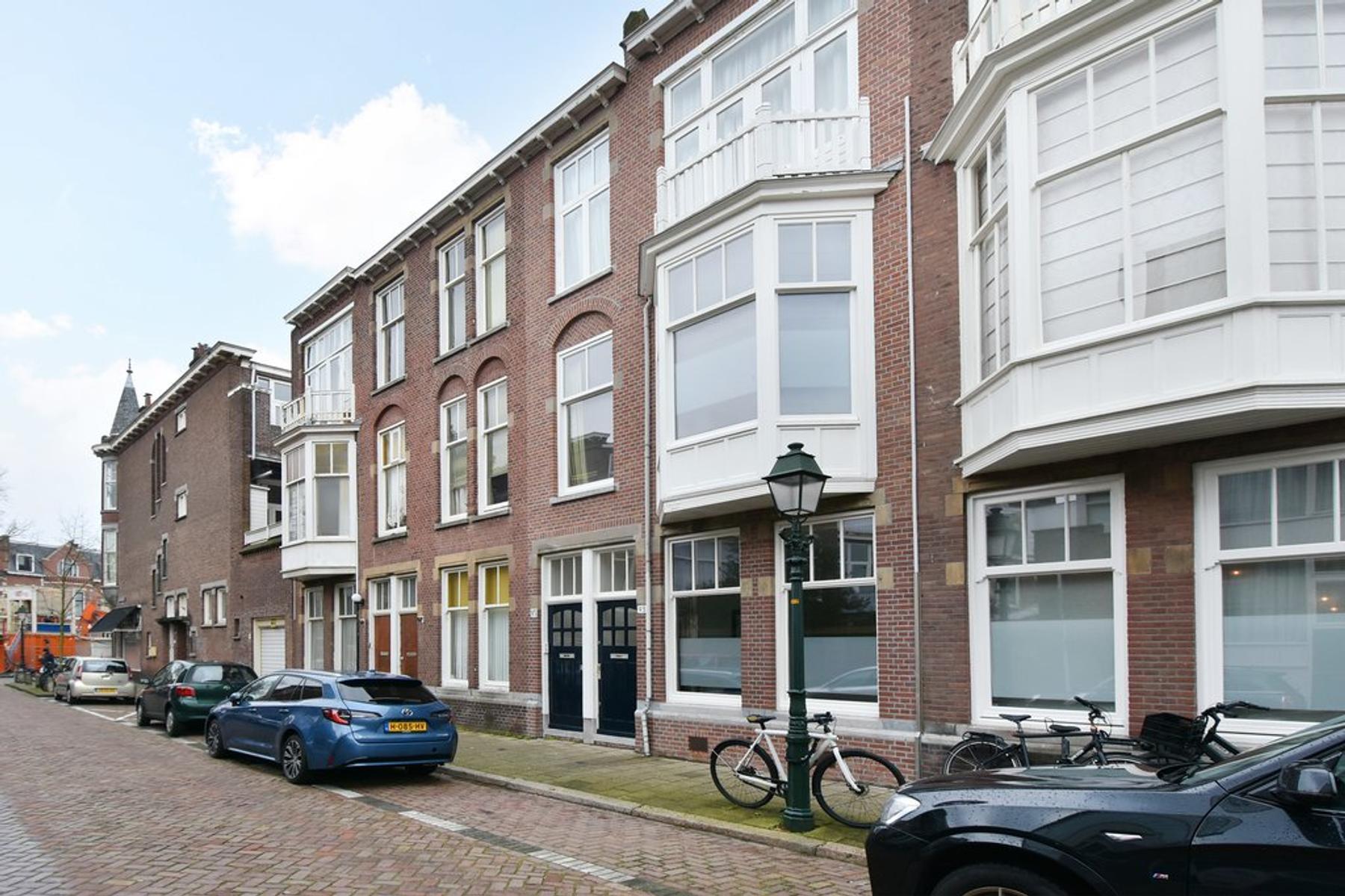 Van Beverningkstraat 93 in 'S-Gravenhage 2582 VC